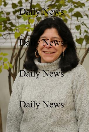 Newburyport: Newburyport mayoral candidate Donna Holaday. Bryan Eaton/Staff Photo