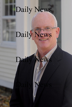 Newburyport: Newburyport mayoral candidate James Shanley. Bryan Eaton/Staff Photo