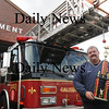 Salisbury: Salisbury firefighters, including David Doyle, won a trophy at Topsfield Fair. Bryan Eaton/Staff Photo