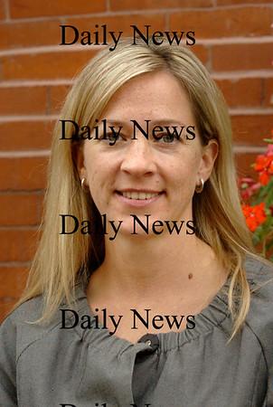 Newburyport: Candidate Allison Heartquist. Bryan Eaton/Staff Photo
