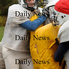 Byfield: Triton's Shawn Devinish, left, in practice. Bryan Eaton/Staff Photo
