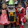 Newburyport: All kinds of costumes were seen at Newburyport's Brown School's Halloween Parade. Bryan Eaton/Staff Photo