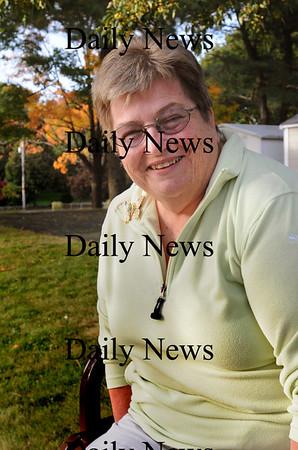 Newburyport: Volunteer Sally Eames of Newburyport. Bryan Eaton/Staff Photo