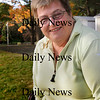 Newburyport: Volunteer Sally Eames of Newburyport. Bryan Eaton/Staff Photo