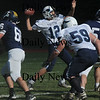 Lynnfield:Triton QB Blaise Whitman throws a pass against Lynnfield Saturday. Jim Vaiknoras/Staff photo