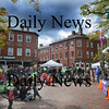 Newburyport: Blind Billy entertains the crowd at the annual Newburyport Harvest Festival Sunday in Market Square. JIm Vaiknoras/Staff photo