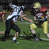 Newburyport: Newburyport Nicholas Welch makes a move on a North Andover player at War Memorial Stadium Friday night. Jim Vaiknoras/Staff photo