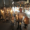 Newburyport. Steve Leary of Newburyport Lighting. Jim Vaiknoras/Staff photo