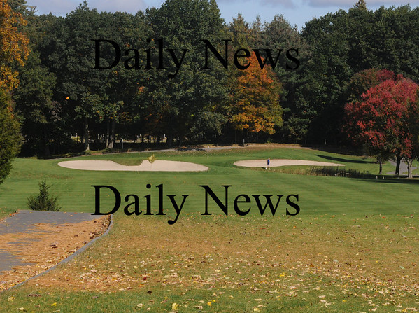 Methuen: The 3rd hole at Hickory Hill Golf Course in Methuen a 521 yard  par 5. Jim Vaiknoras/Staff photo