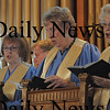 Salisbury: The choir sing at East Parish United Methodist Church 175th in Salsibury anniversary celebration Sunday morning. Jim Vaiknoras<br /> /Staff photo