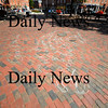 Newburyport: Poem written in Market Square in Newburyport. Jim Vaiknoras/Staff photo