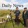 Newburyport: Vladimir Rodriguez and Elmar Requena, interns for Belize at the Joppa Education Center. JIm Vaiknoras/Staff photo