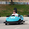 Salisbury: Sam Lopiano of North Andover races around the track at Salisbury Kart Land Wednesday afternoon. Sam was at the track with a number of friends during spring vacation. Photo by Ben Laing/Staff Photo