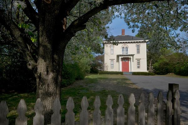 Amesbury:The Bartlett Museum in Amesbury. Jim Vaiknoras/Staff photo