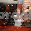 Newburyport: Katy Sutton Brown pours a Guinness at Loretta's on State Street in Newburyport. Jim Vaiknoras/Staff photo