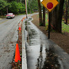 Newburyport: New sidewalks have been installed along a stretch of Ferry Road in Newburyport. Bryan Eaton/Staff Photo