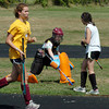 Newburyport: Newburyport High School's field hockey team practices yesterday at Fuller Field. Bryan Eaton/Staff Photo