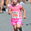 Newburyport: in the women's 15 and under heat in the High Street Mile . Jim Vaiknoras/Staff photo