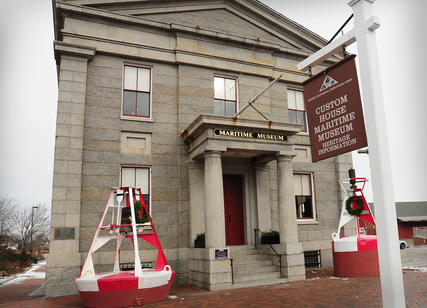 Newburyport: The Custom House Maritime Museum is putting out a calendar for next year. Bryan Eaton/Staff Photo