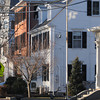 Newburyport: A section of High Street near the corner of Boardman in Newburyport. Jim Vaiknoras/Staff photo