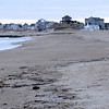 Newbury: The beach on Plum Island looking south toward the center. Jim Vaiknoras/Staff photo