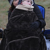 Merrimac: Aidan Stone, 4, and his mom Colleen bundle up against the cold  at the annual Merrimac Santa Parade. Jim Vaiknoras/Staff photo