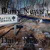Newburyport: Battis Grove lies along the Rail Trail on the north side of its intersection with Washington Street. It was named for a neigbor, John Battis, who landscaped and cared for the popular walking area who now lives in Maine. Bryan Eaton/Staff Photo