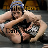West Newbury: Triton's Dan Chandler, top, readies to pin Pentucket's Ben Lane last night in the 140 pound weight class. Bryan Eaton/Staff Photo