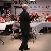 Salisbury:  Massachusetts Secretary of the Executive Office of Elder Affairs, Ann L. Hartstein, held a public forum at the Salisbury Senior Center on Friiday. Bryan Eaton/Staff Photo
