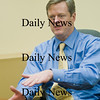 Newburyport:Gubernatorial candidate Charlie Baker talks with  The Daily News. Jim Vaiknoras/Staff photo