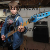 Amesbury: Middle School band Audio Rush Garrett Collins on guitar. Jim Vaiknoras/Staff photo