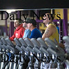 Newburyport; People workout on the ellipical machine at Planet Fitness in Newburyport. JIm Vaiknoras/Staff photo
