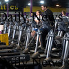 Newburyport; People workout at Planet Fitness in Newburyport. JIm Vaiknoras/Staff photo