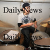 Amesbury: Middle School band Audio Rush  Brendon Hanson on Drums. Jim Vaiknoras/Staff photo