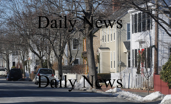 Newburyport: Purchase Street in Newburyport. Jim Vaiknoras/Staff photo