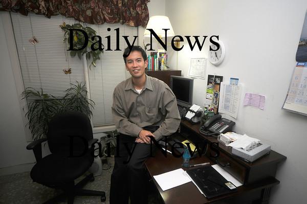 Newburyport: Dr Mark Su<br /> Jim Vaiknoras/Staff photo