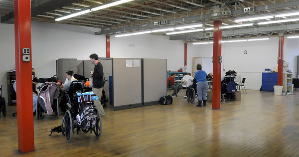Amesbury: Coastal Connections moved their program into spacious new quarters at Bartley Machine Co. in Amesbury's Lower Millyard.