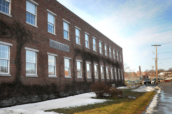 Amesbury: Bartley Machine in Amesbury leases a whole floor of the facility to Coastal Connections. Bryan Eaton/Staff Photo