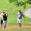 Newbury: The annual Yankee Homecoming golf tournament at the Ould Newbury Country Club took place Monday morning, with perfect weather for those on the course. Photo by Ben Laing/Staff Photo
