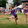 Amesbury: Dancers from Performance Plus Dance Studio put on one of several numbers Thursday morning for Amesbury Days' Kids Day in the Park at the town park. Bryan Eaton/Staff Photo