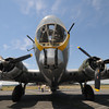 "lawrence:The Liberty Belle a restored wartime Boeing B-17 Flying Fortress aircraft will be flying over the Merrimack Valley this weekend , taking off from Lawrence Municipal Airport,the  public is invited view the plane and  book a ride.<br /> Those interested in taking a ride to the Gloucester coast and back Saturday and Sunday for $430 per person ($395 for Liberty Foundation members). are encouraged to call 918-340-0243, or visit their website  <a href=""http://www.libertyfoundation.org"">http://www.libertyfoundation.org</a>.<br /> With proceeds from the flight benifiting the nonprofit Liberty Foundation, which restored the aircraft over 14 years. Jim Vaiknoras/Staff photo"