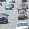 Merrimac: Car headed east fill all lane on rt 495 on a busy 4th of July. Jim Vaiknoras/Staff photo