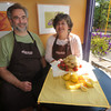 Newburyport: Alan Mons and Julie Ganong of the Chococoa Baking Company in Newburyport. Jim Vaiknoras/Staff photo