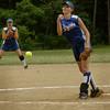 Georgetown: Georgetown pitcher Sarah Erlandson. Bryan Eaton/Staff Photo