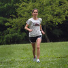 Newburyport: Amy Mosca, who the Pineland Farms 50-mile race over Memorial Day weekend, works out at Maudslay State Park. Bryan Eaton/Staff Photo