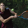 Newburyport: Newburyport's Nick Ross plays against Austin Prep at Atkinson Common. Bryan Eaton/Staff Photo