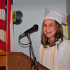 Georgetown: Georgetown High valedictorian Pauline Reilly. Bryan Eaton/Staff Photo