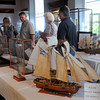 Newburyport: The Custom House Maritime Museum is showing a collection of model ships. Bryan Eaton/Staff Photo