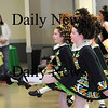 Newburyport: Girls from the Braken School of Irish Dance in Salisbury perform for a group of senior citizens at the Elks Hall in Newburyport Wednesay afternoon. Photo by Ben Laing/Staff Photo