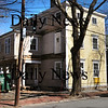 Newburyport: Renovation of 9 Orange Street in Newburyport. Bryan Eaton/Staff Photo